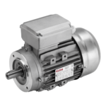 Motori Elettrici Monofase Singola Polarotà in alluminio