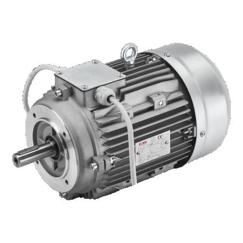 Motori Elettrici Trifase Doppia Polarotà in alluminio
