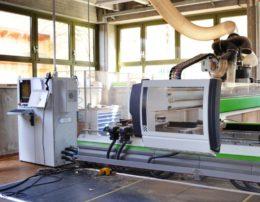 Macchine lavorazione del legno