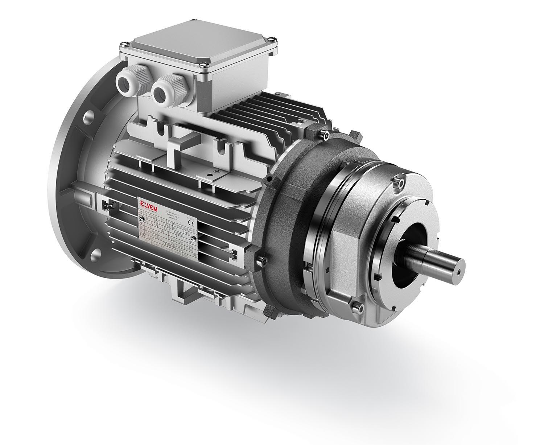 Motori elettrici asincroni autofrenanti Elvem - Brake group